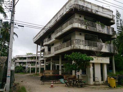 A photo of Crown Nai Yang Suite Hotel (Closed)