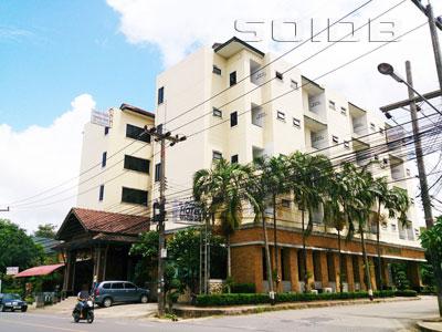 A photo of Onnicha Hotel