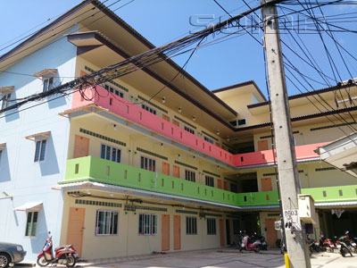 A photo of Cherngtalay Apartment