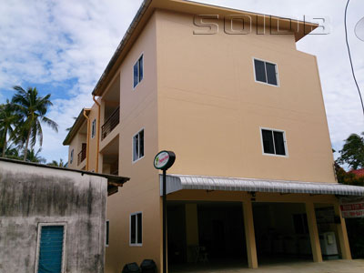 A photo of Pongsinee House