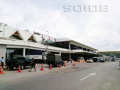 A photo of Phuket International Airport