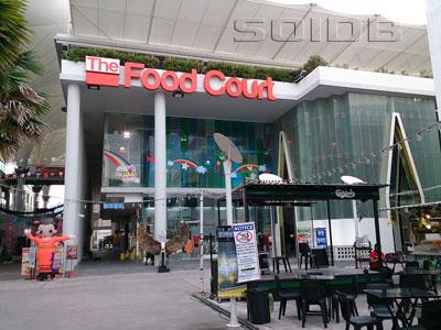 A photo of Patong Promenade
