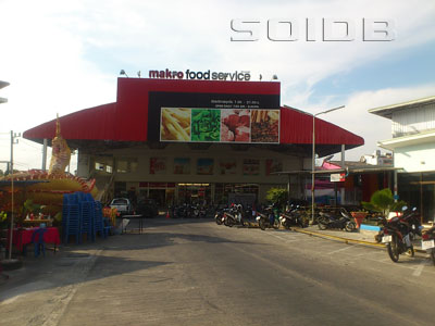 A photo of Makro Food Services - Patong