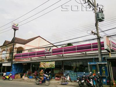 スーパーチープ - ドン・ジョム・タオ通りの写真
