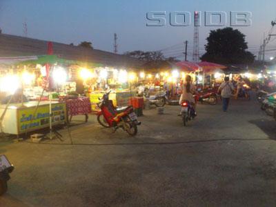 A photo of Muang Tong Fresh Market