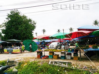 クワン・チャン・マーケットの写真