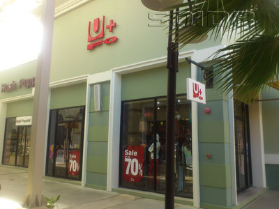 A photo of U-FO - Premium Outlet Phuket