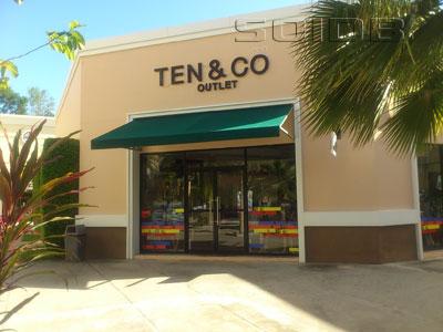 Ten & Co - プレミアム・アウトレット・プーケットの写真