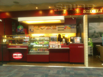 A photo of New York 5th Av. Deli - Phuket International Airport