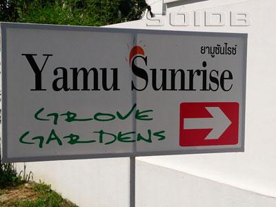 ヤムー・サンライズ・タイ・レストランの写真