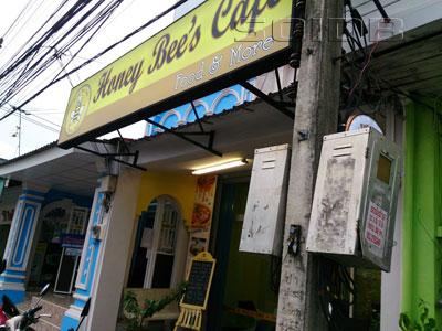 ハニー・ビーズ・カフェの写真