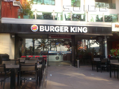 A photo of Burger King - Thaweewong Road