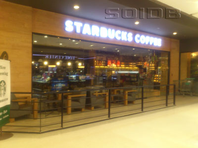 A photo of Starbucks - Tesco Lotus Extra Phuket
