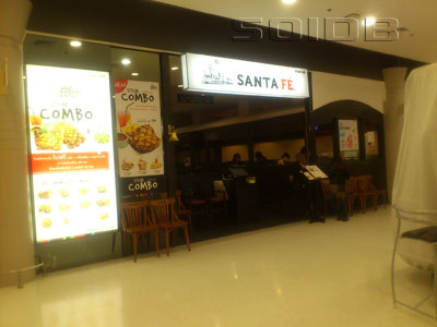 A photo of Santa Fe Steak - Tesco Lotus Extra Phuket