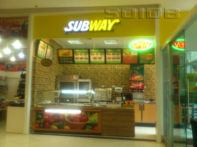 A photo of Subway - Central Festival Phuket