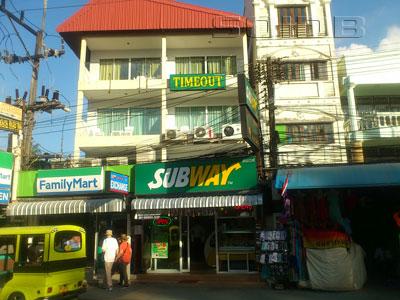 A photo of Subway - Thaweewong Road