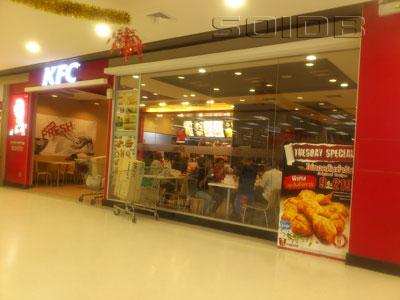 A photo of KFC - Tesco Lotus Extra Phuket