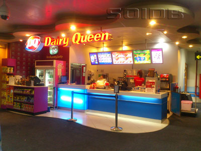 A photo of Dairy Queen - Phuket International Airport