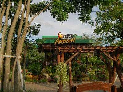 A photo of Cafe Amazon - PTT Thep Kasattri
