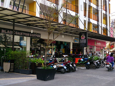 A photo of Black Canyon Coffee - Centra Ashlee Hotel Patong