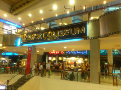 A photo of SFX Coliseum Cinema Phuket