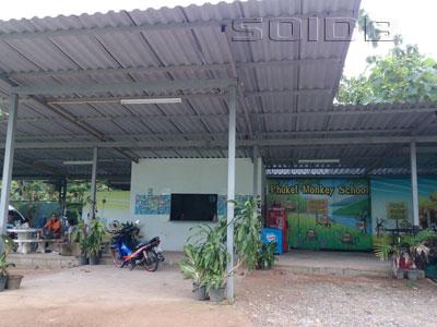 A photo of Phuket Monkey School