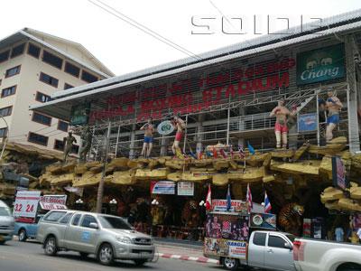 A photo of Bangla Boxing Stadium Patong