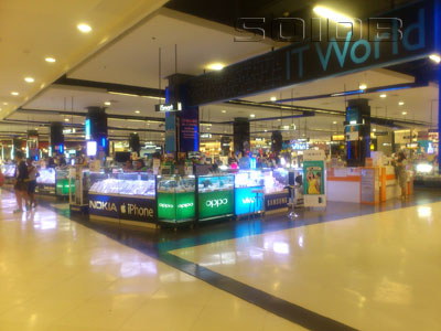 A photo of IT World - Central Festival Phuket
