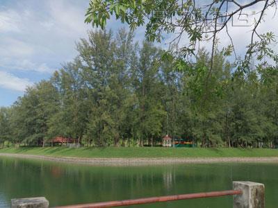 ナイ・ハーン・レイク公園の写真