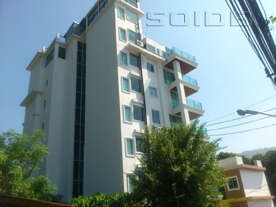 A photo of High Style Condominium