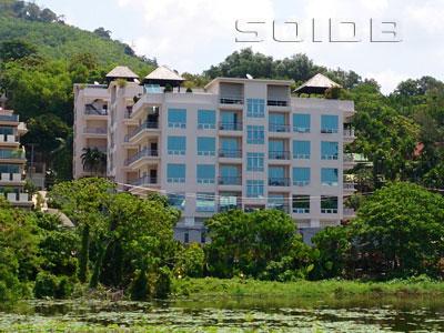 A photo of Baan Karon View Apartment