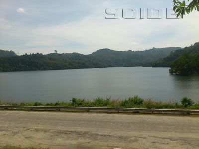 バンワッド・ダムの写真