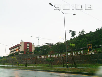 A photo of Thalang Technical College