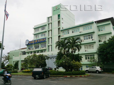 A photo of Phuket City Hall
