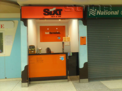A photo of Sixt - Phuket International Airport