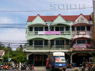 カマラ郵便局の写真