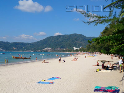 A photo of Patong