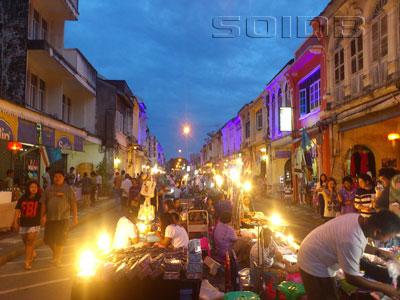 A photo of Phuket Town