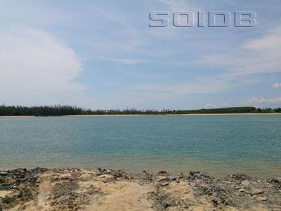 パクプラ・ビーチの写真