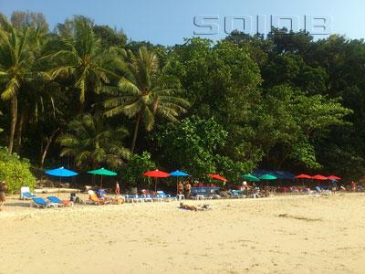 A photo of Banana Beach