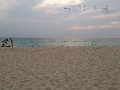A photo of Pansea Beach