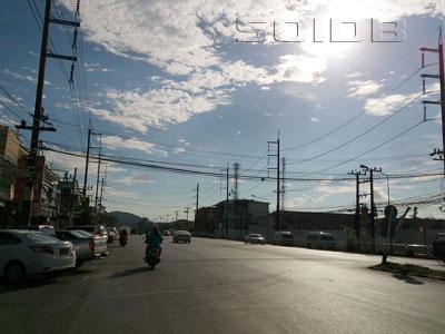 ムアンマイ・パークロック通りの写真
