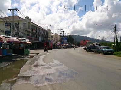 プラチャサマキー通りの写真