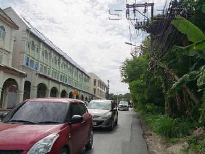 プッタナトンティン通りの写真