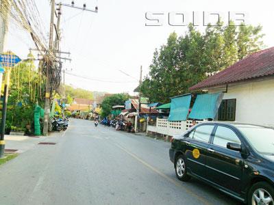 A photo of Khok Yang Road