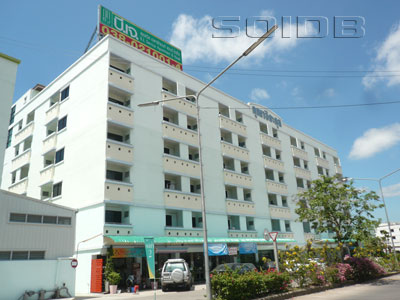 A photo of B.J. Serviced Apartment & Hotel