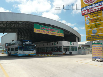 A photo of Nakonchai Bus - Rayong