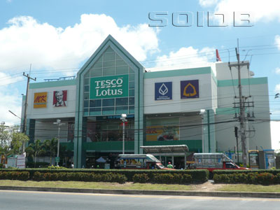 A photo of Tesco Lotus - Ban Chang