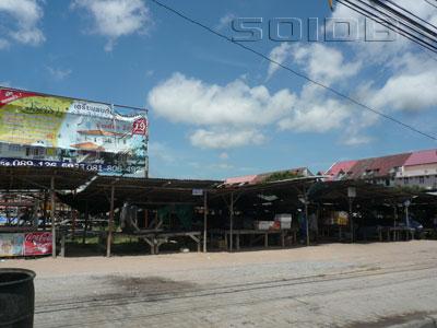 ภาพของ ตลาด - ตรงข้าม เทสโก้ โลตัส บ้านฉาง