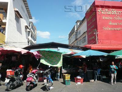 テッサバーン4市場の写真